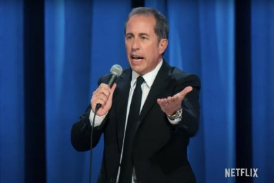 Jerry Seinfeld says 'Life sucks' in trailer for Netflix comedy special