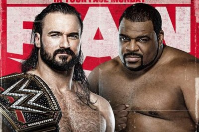 WWE Raw: Drew McIntyre faces Keith Lee, Retribution attacks