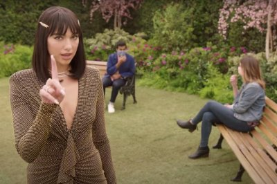 Dua Lipa, James Corden establish 'new rules' for COVID dating in parody song