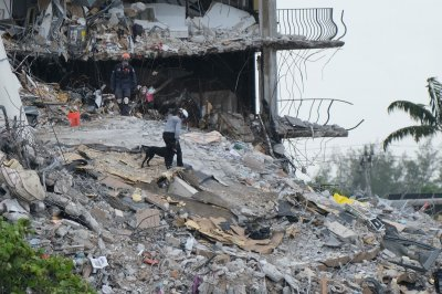 Death toll in South Florida condo tower collapse rises to 36