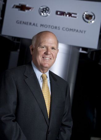 New CEO: GM needs to play offense