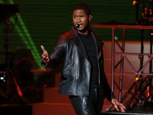 Usher's 5-year-old son is in hospital ICU
