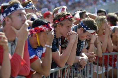 World Cup: U.S. loses to Belgium 2-1 in extra time