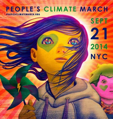 'People's Climate March' will take to the streets of New York before UN Summit