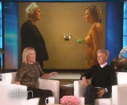 Chelsea Handler explains why she doesn't mind nude scenes