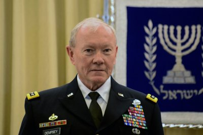 U.S. military official Gen. Dempsey assures Israel on security