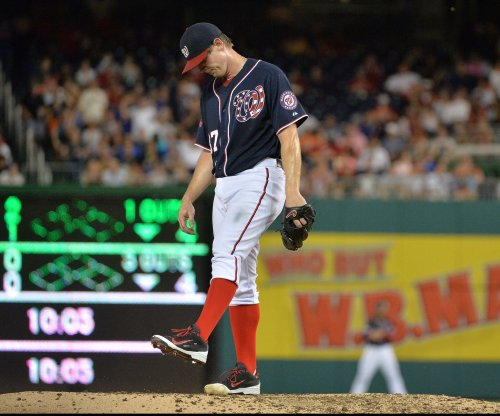 Washington Nationals agree to $10.4 million deal with RHP Stephen Strasburg