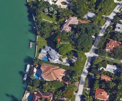 Locked safe found in Pablo Escobar's demolished Miami Beach home