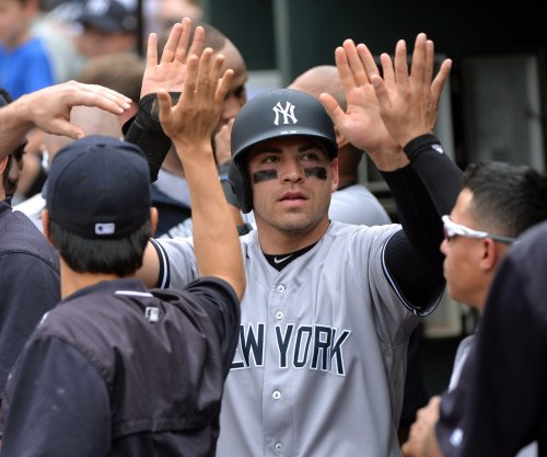 Jacoby Ellsbury, Didi Gregorius power New York Yankees past Los Angeles Dodgers
