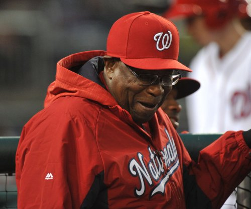 Washington Nationals manager Dusty Baker misses game due to death in family