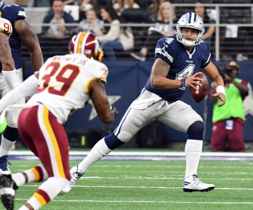 Dak Prescott, Dallas Cowboys stay on a roll, run over Washington Redskins