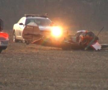 Pilot of experimental aircraft dies in Ohio crash