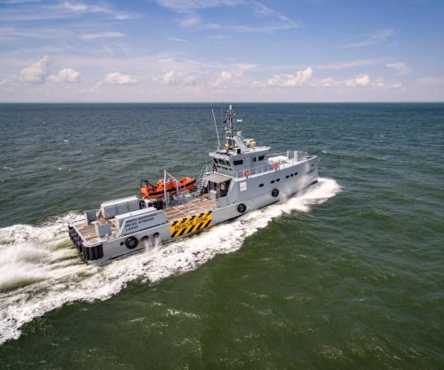 Damen Shipbuilding highlights offshore patrol vessel activities