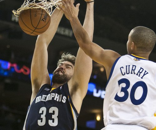 Memphis Grizzlies: Marc Gasol leads easy win over Golden State Warriors