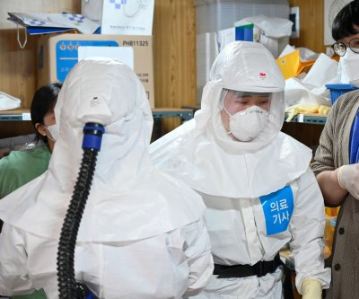 South Korea reports fewest new coronavirus cases since February