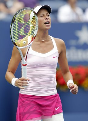 Safarova, Cornet ousted in first-round upsets in Budapest