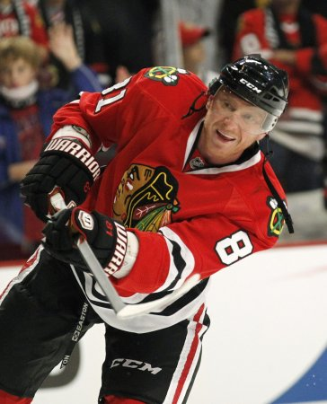 Blackhawks place Hossa on injured reserve