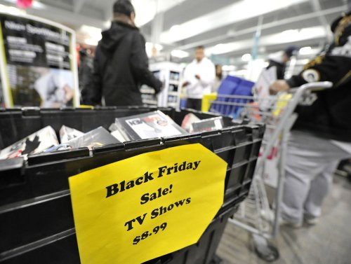 Black Friday sales at record $11.4 billion