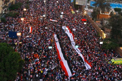 Safety a concern amid Egyptian crisis