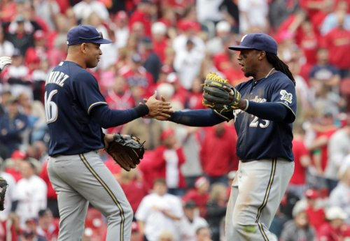 Brewers take out Rockies