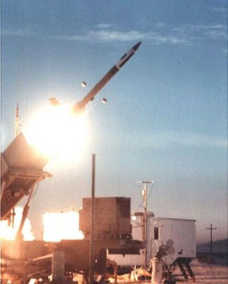 Lockheed gets production order for Patriot missile modification