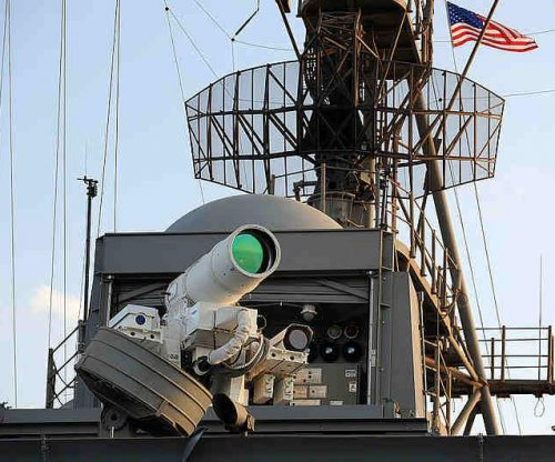 Boeing to improve laser beam weapon accuracy
