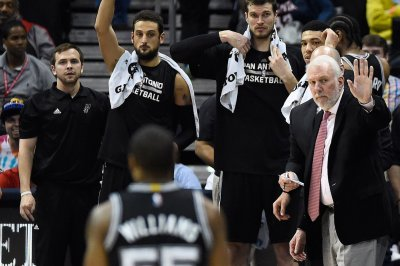 San Antonio Spurs pull away from Miami Heat