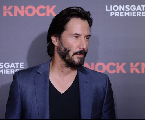 Keanu Reeves puts safety first in 'Speed' parody on 'Jimmy Kimmel Live'