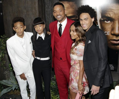 Will Smith raised his children to express themselves