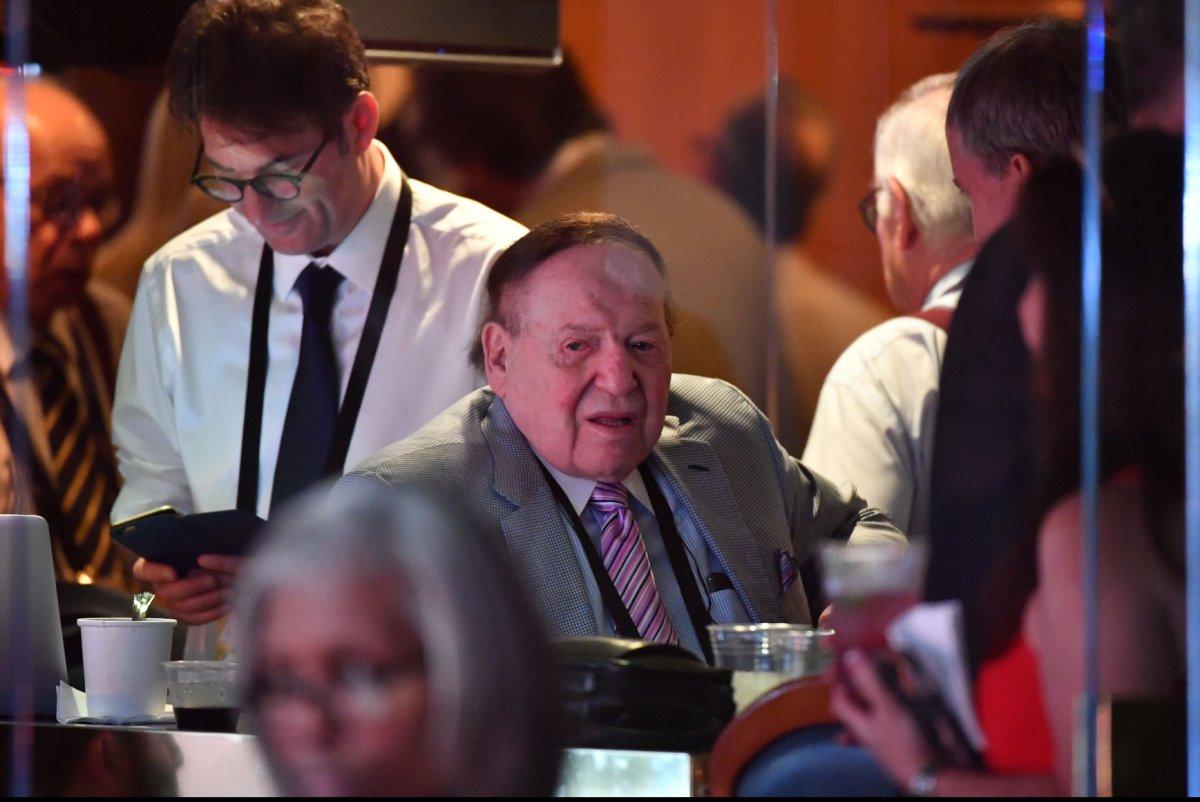 goldman sachs news photos quotes wiki com casino magnate pulls out of oakland raiders vegas proposal