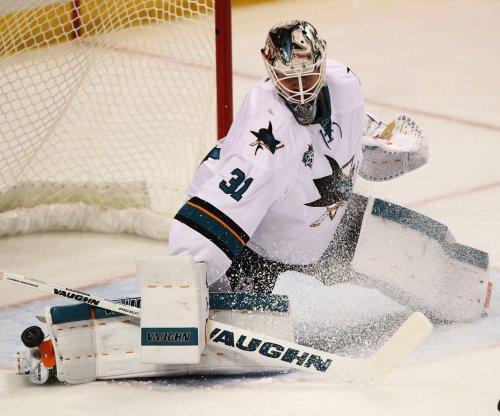 San Jose Sharks, New York Rangers in NHL playoffs after San Jose's OT win