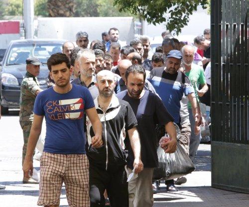 Syria releases detainees ahead of Eid al-Fitr
