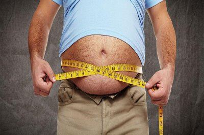 Study: Most American men qualify as 'overfat'