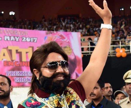 India guru convicted of rape sentenced to 10 years