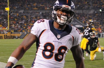 Texans acquire WR Demaryius Thomas from Broncos