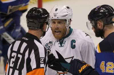 Stanley Cup 2019: San Jose Sharks captain Joe Pavelski ruled out for Game 1