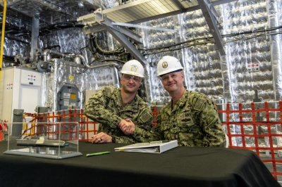 Austal nabs $7.7M for work on USS Kansas City
