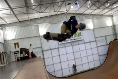 11-year-old skateboarder becomes first to land 1,080-degree turn