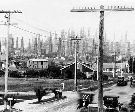 Urban oil wells linked to asthma, other health problems in Los Angeles