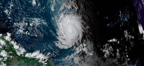 Hurricane Sam intensifies in open Atlantic