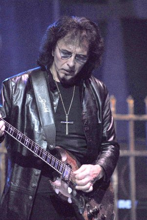 Tony Iommi diagnosed with lymphoma