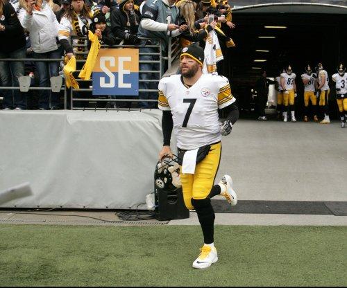 Steelers QB Ben Roethlisberger probable for Sunday night