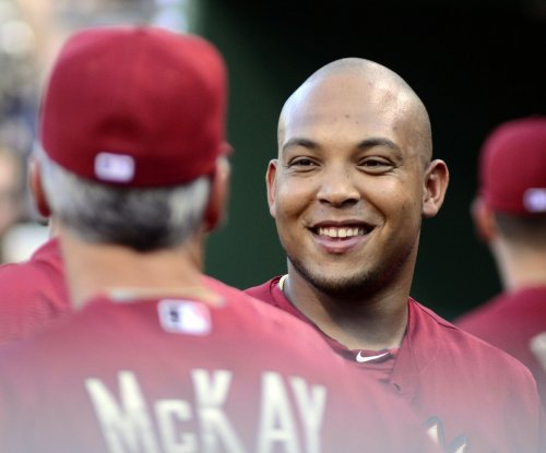Rubby De La Rosa, Arizona Diamondbacks dump Colorado Rockies
