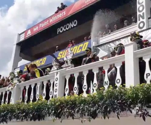 NASCAR Sprint Cup: How Kurt Busch pulled off the win at Pocono Raceway