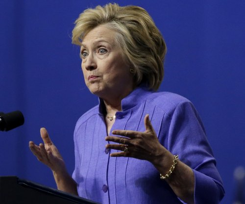 Hillary Clinton calls out drug maker Gilead over price of hepatitis C pills