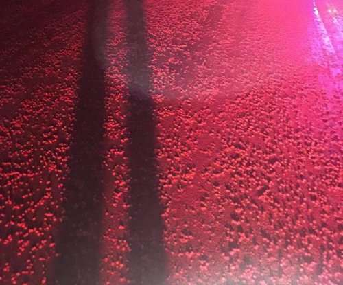 Wisconsin road covered in hundreds of thousands of red Skittles