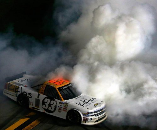 Daytona 2017: Kaz Grala wins Truck Series race, becomes youngest winner