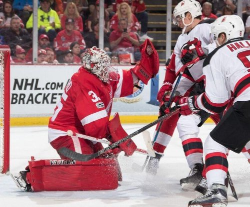 Detroit Red Wings win finale in historic Joe Louis Arena