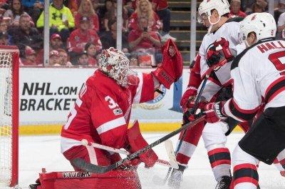 Detroit Red Wings win finale in historic Joe Louis Arena