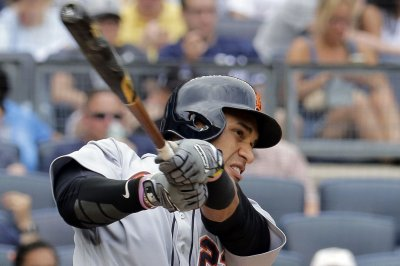Victor Reyes leads Detroit Tigers over New York Yankees